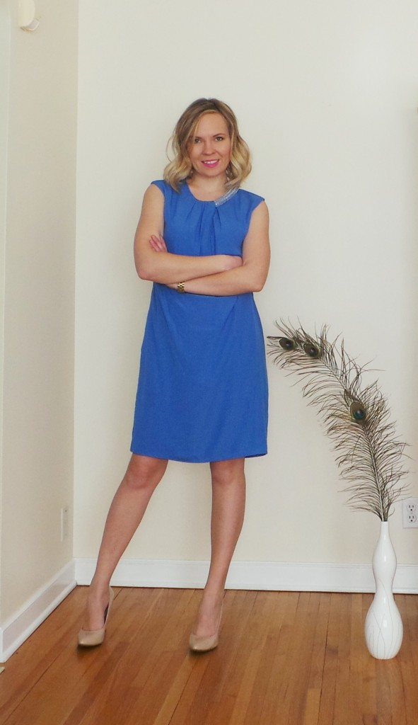 Blue-dress-for-spring-2014