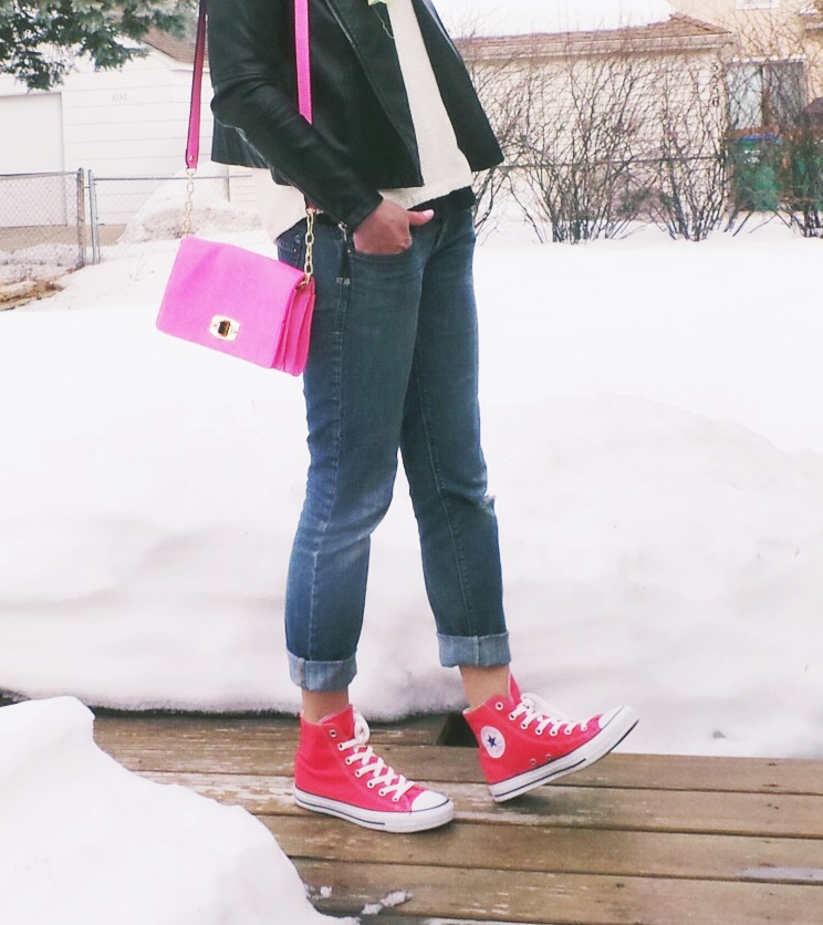 converse pink outfit thechildinmede