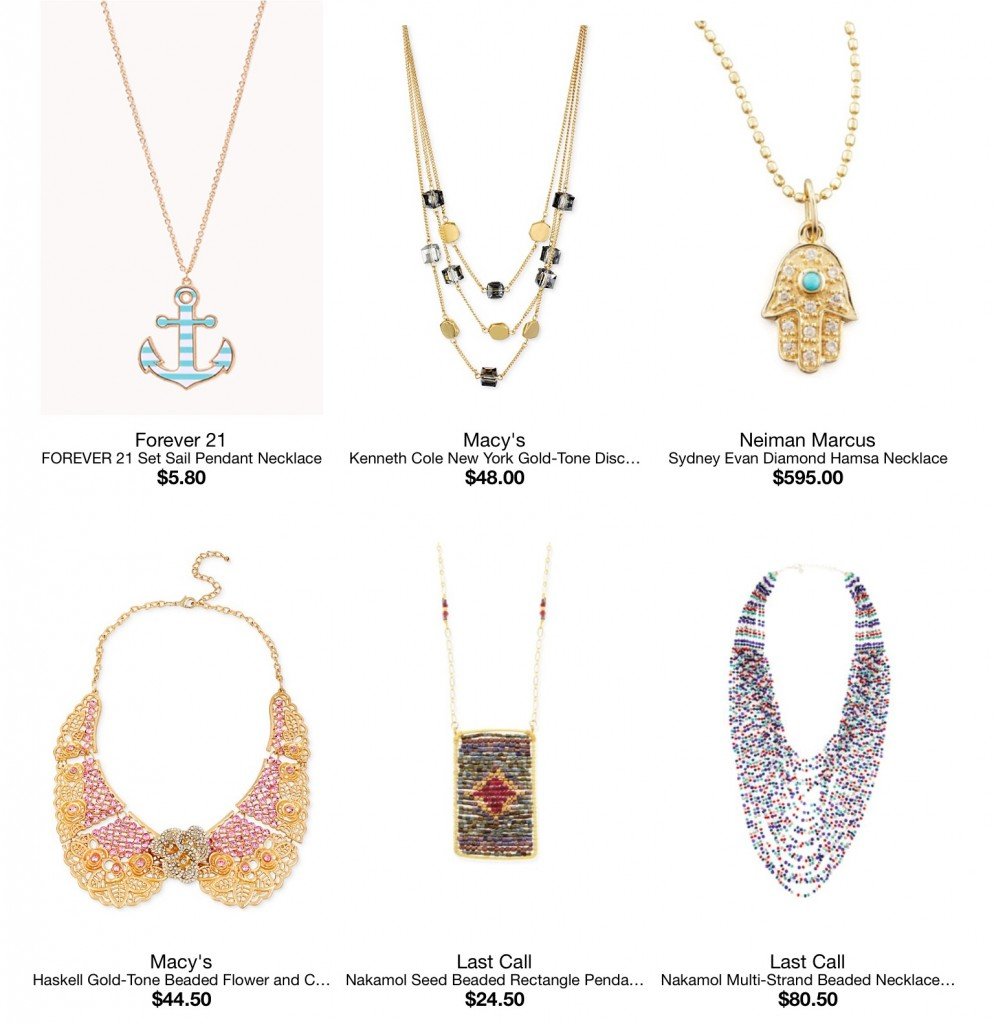 spring-summer-necklaces