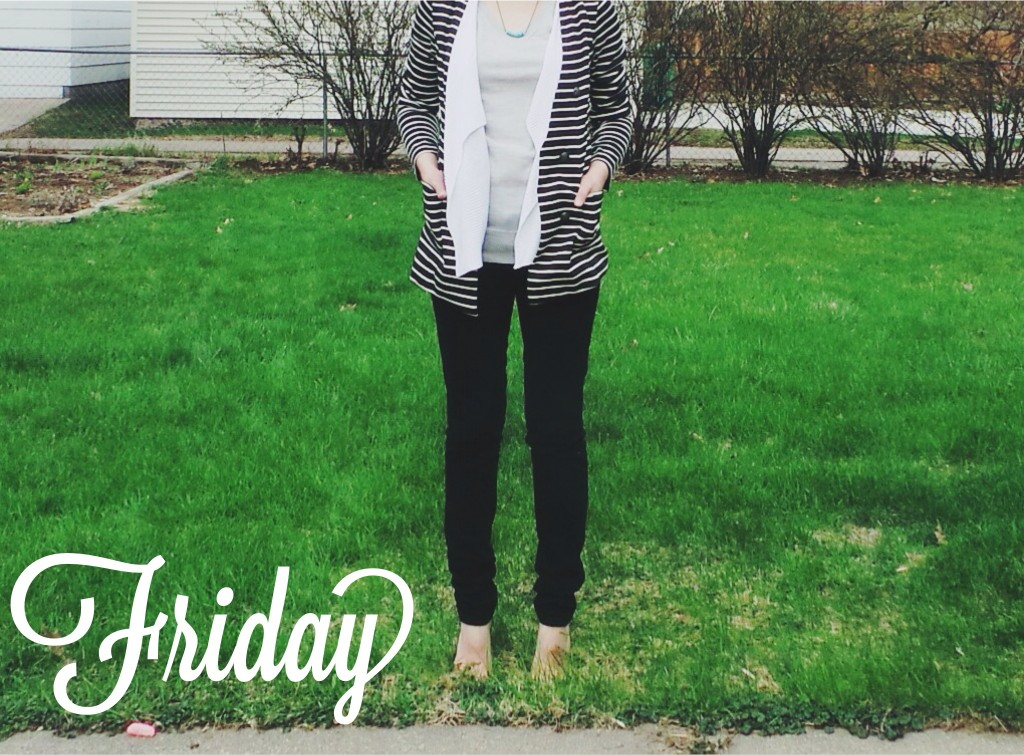 Striped-blazer-skinny-black-jeans