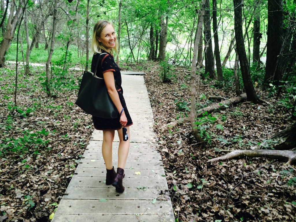 hiking-in-dress